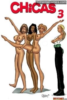 Porn Comics - Chicas 3 comic porno