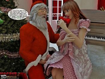 christmas-gift-2-santa032 free hentai comics