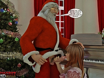 christmas-gift-2-santa035 free hentai comics