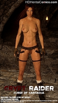 Porn Comics - Crypt Raider 1 – Curse Of Caritagua Hentai Comics