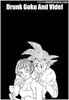 Porn Comics - Drunk Goku And Videl XXX Comics