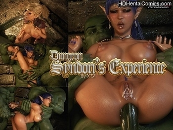Dungeon 3 - Syndori's Experience XXX Comics