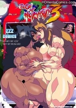 Porn Comics - Edge Of Humanity 3 Hentai Comics