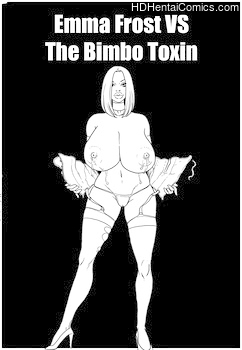 Porn Comics - Emma Frost VS The Bimbo Toxin Comic Porn