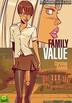 Porn Comics - Family Value Hentai Manga