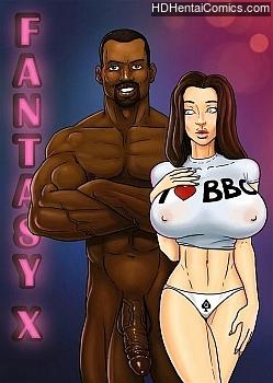 Fantasy X Adult Comics