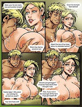 Porn Comics - Farm Grown 1 Sex Comics
