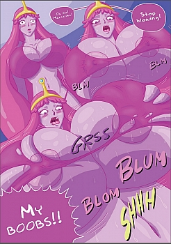 fifty-shades-of-marceline011 free hentai comics