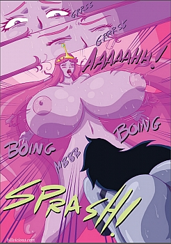 fifty-shades-of-marceline012 free hentai comics