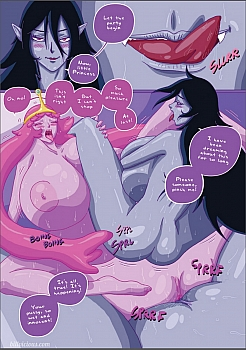 fifty-shades-of-marceline014 free hentai comics
