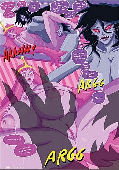 fifty-shades-of-marceline015 free hentai comics