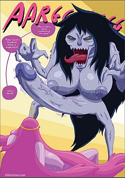 fifty-shades-of-marceline016 free hentai comics