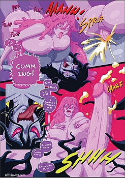 fifty-shades-of-marceline026 free hentai comics