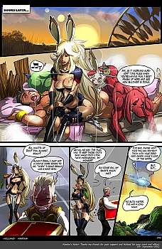 Final Fantasy XXX Hentai Comics