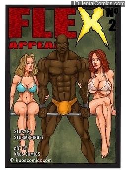Porn Comics - Flex Appeal 2 Sex Comics