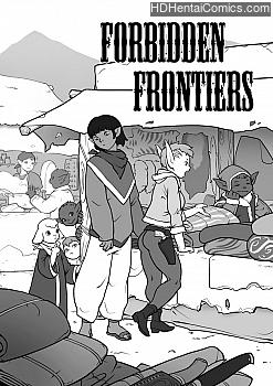 Porn Comics - Forbidden Frontiers 2 Porn Comics