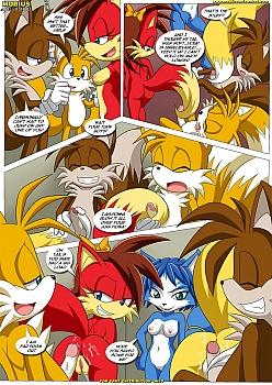 foxxxes-2003 free hentai comics