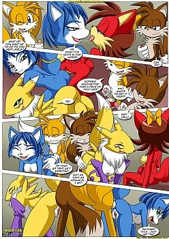 foxxxes-2006 free hentai comics