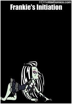 Porn Comics - Frankie's Initiation XXX Comics