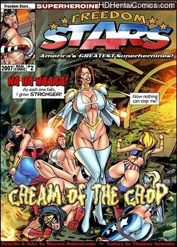 Freedom Stars – Cattle Call 2 comic porno