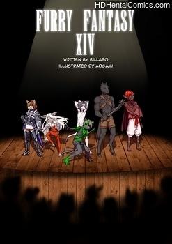 Porn Comics - Furry Fantasy XIV 1 sex comic