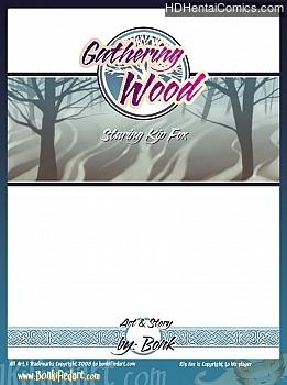 Porn Comics - Gathering Wood Adult Comics