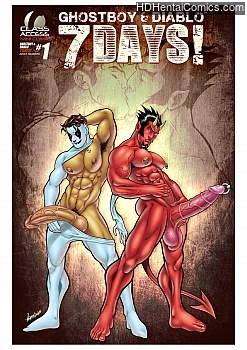 Ghostboy And Diablo – 7 Days Porn Comics