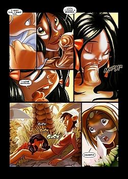Porn Comics - Gillygan 1 Adult Comics