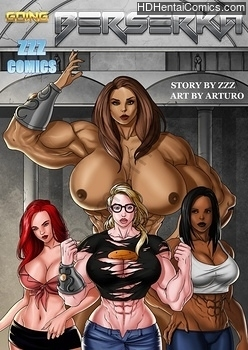 Porn Comics - Going Berserka 1 XXX Comics