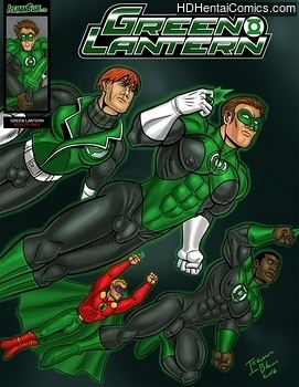 Porn Comics - Green Lantern XXX Comics