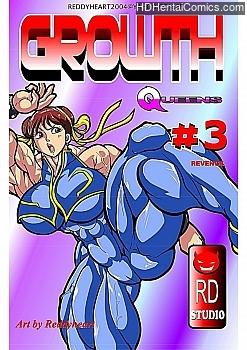 Porn Comics - Growth Queens 3 – Revenge Porn Comics