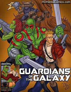 Porn Comics - Guardians Of The Galaxy Adult Comics