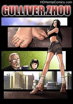 Porn Comics - Gulliver Zhou Hentai Comics