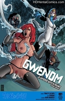 Porn Comics - Gwenom Hentai Manga