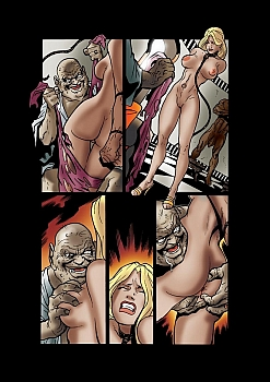 Porn Comics - Harem Playthings Adult Comics