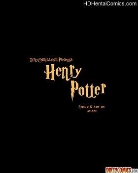 Porn Comics - Henry Potter Adult Comics