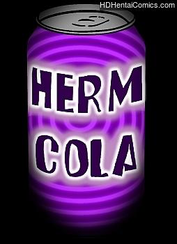 Porn Comics - Herm Cola Sex Comics