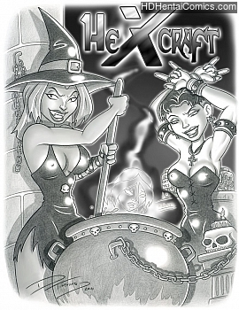 Porn Comics - Hexcraft Comic Porn