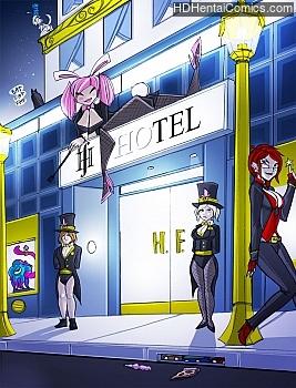 Porn Comics - HF Hotel XXX Comics
