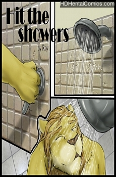 Porn Comics - Hit The Showers Hentai Comics
