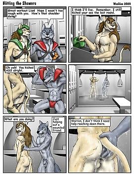 hitting-the-showers-1002 free hentai comics
