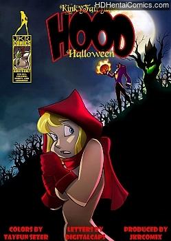 Porn Comics - Hood Halloween Hentai Comics