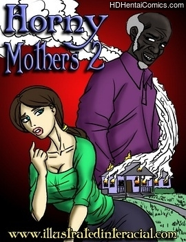 Porn Comics - Horny Mothers 2 Hentai Manga