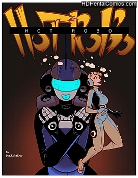 Porn Comics - Hot Robo Porn Comics