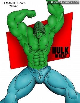 Porn Comics - Hulk In Heat XXX Comics