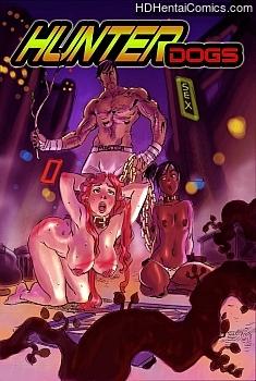 Porn Comics - Hunter Dogs Comic Porn