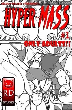 Porn Comics - Hyper Mass 1 XXX Comics