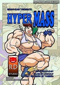Porn Comics - Hyper Mass 5 Porn Comics