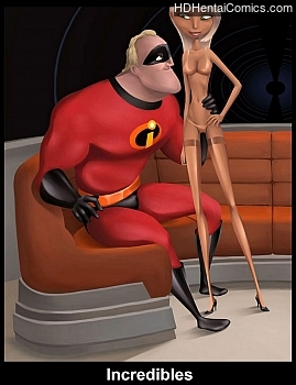 Porn Comics - Incredibles Sex Comics