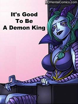 Porn Comics - It's Good To Be A Demon King Hentai Comics